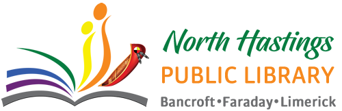 North Hastings Library Logo